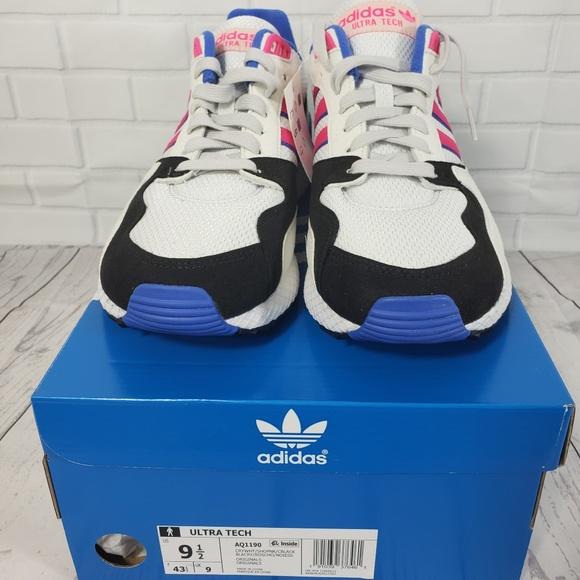 reputable site f1950 6be2c Adidas Men s Original Ultra Tech Shoes Size 9.5